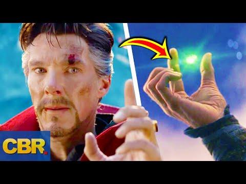 Doctor Strange Could've Prevented The Snap