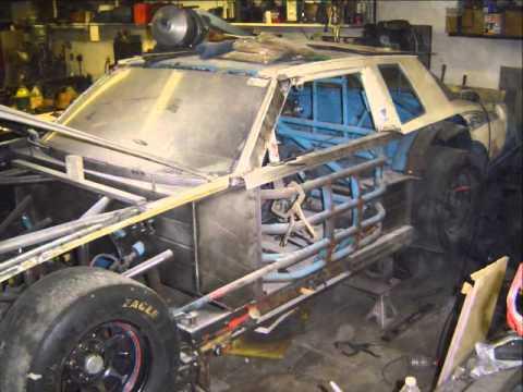 1986 Monte Carlo Race Car Rebuild Youtube