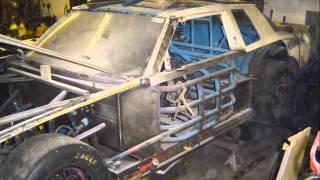 1986 Monte Carlo Race car rebuild