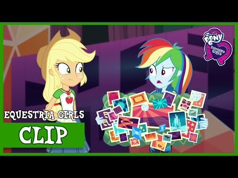 RAINBOW DASH | Constructive Criticism | MLP: Equestria Girls | Choose Your Own Ending [Full HD]