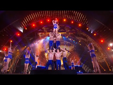 America's Got Talent S09E24 Finale AcroArmy Final Performance