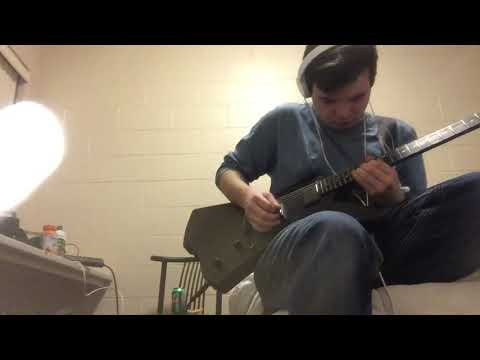 Learned the second solo section to Where You Come From (Pantera) by ear