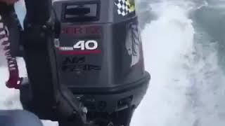 Yamaha 40 2tempi