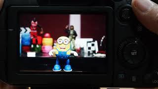 Canon EOS 90D 전자셔터 무소음 촬영