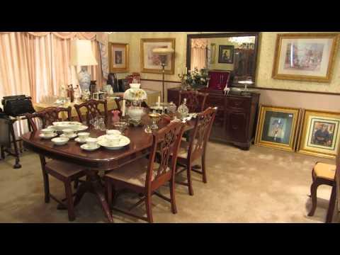 SW OKC 1920s Antique Sale Preview by James Bean Estate Sales