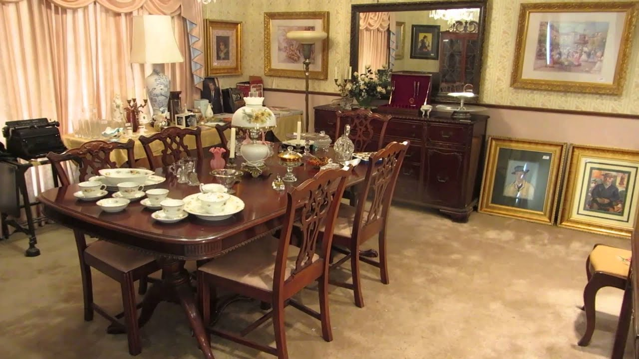 Sw okc s antique sale preview by james bean estate