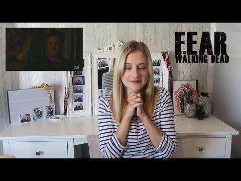 "Fear The Walking Dead   Season 4 Episode 5 ""Laura""   REACTION & DISCUSSION"