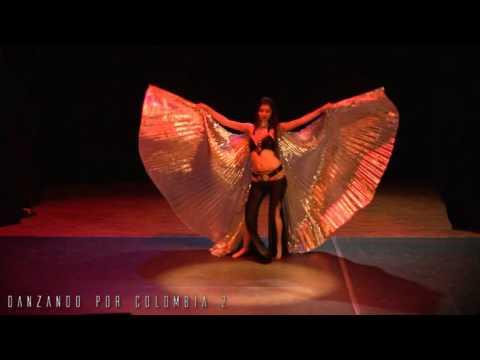 Paloma Ruiz - Rise Of Sodom And Gomorrah En 2do Encuentro Danzando Por Colombia
