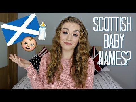 Scottish Baby Names? | Kirstie Bryce