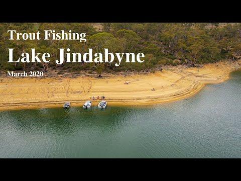 Trout Fishing Lake