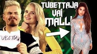 MALLI VAI TUBETTAJA? - HAASTE feat. Lotta Näkyvä | Arjen Haasteet