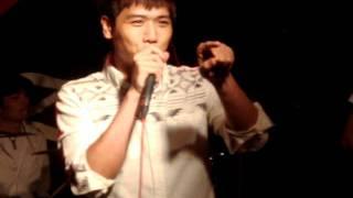 蔡旻佑 Evan Yo - Girlfriend+翻不完的夏天 (蔡旻佑 Yo!我回來了Live音樂會)