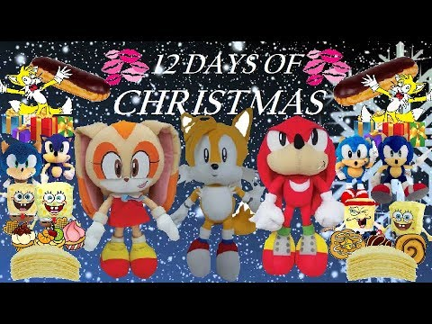 Miles Tails Prower - 12 Days Of Christmas (Official)