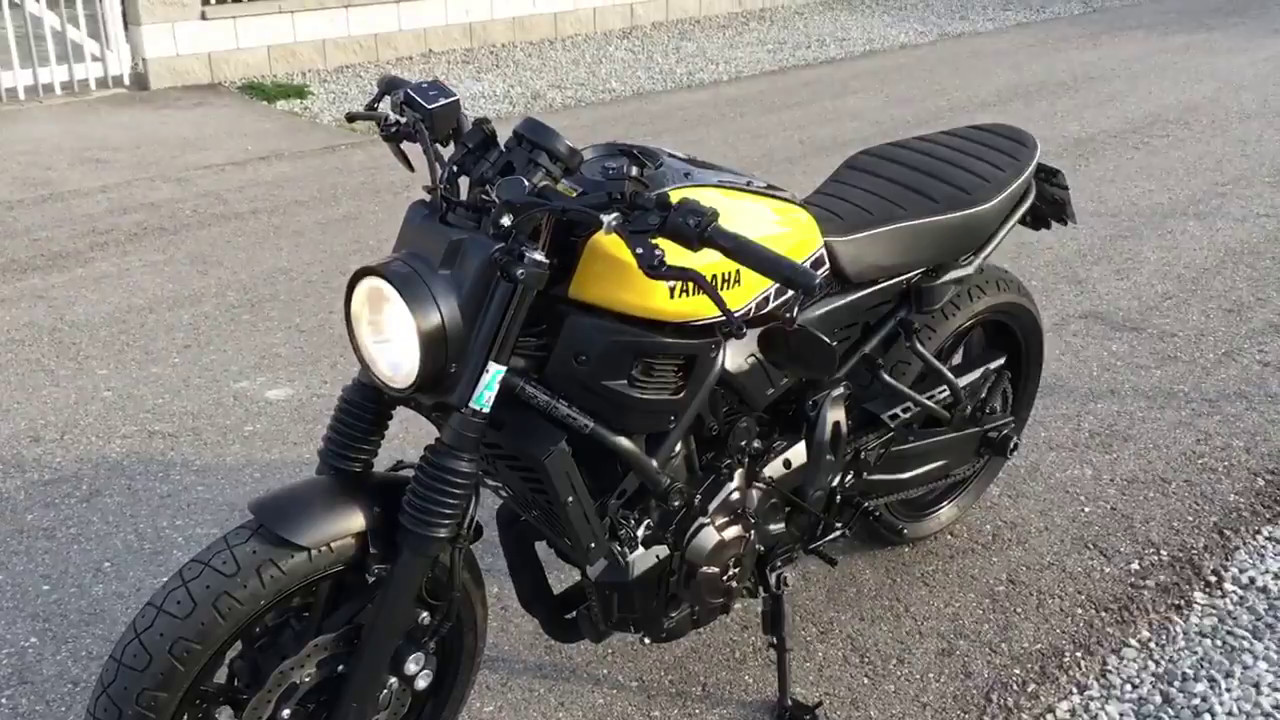 Yamaha XSR 700 GPR Deeptone Rizoma Spy R Mirror Wilbers Super7 And Many More