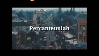 LAIN PUISI : PERCANTEUNLAH ( Ade Sulaeman )