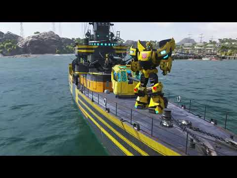 Transformers Bundle Purchased! Camos, Commanders, And Everything You Need To Know! WOWS Transformers