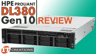 HPE ProLiant DL380 Gen10 Server Review - IT Creations