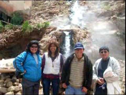 Viaje a Sucre , Santa Cruz de las Sierras ,Potosi  enero 2012