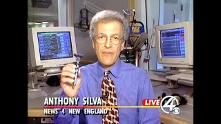WBZ Archives: Gillette Unveils the Revolutionary Mach 3 Razor 1998| Video