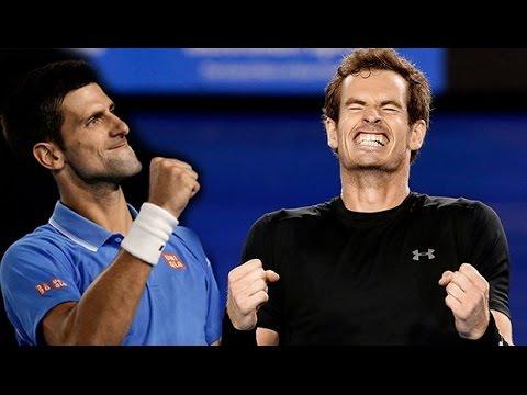 Новак Джокович - Энди Маррей [Grand Slam 2] Финал Australian Open 2015