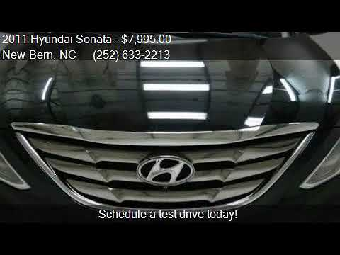2011 Hyundai Sonata SE 4dr Sedan 6A For Sale In New Bern, NC