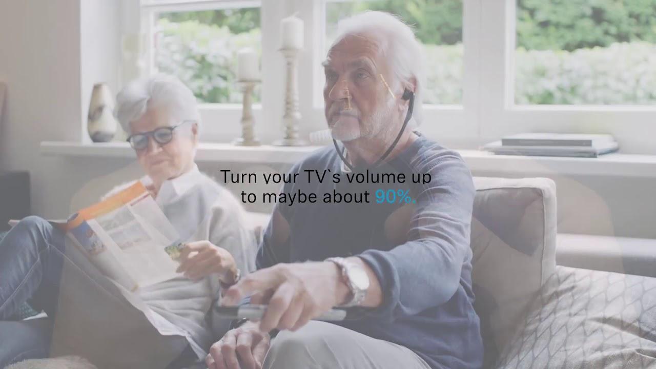Casque Tv Malentendant Sennheiser Set 860 Branchement Tv Youtube