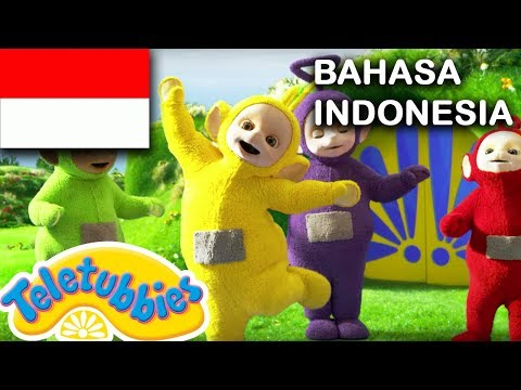 ★Teletubbies Bahasa Indonesia★ Menyanyikan Lagu ★ Full Episode | Kartun Lucu 2018 HD