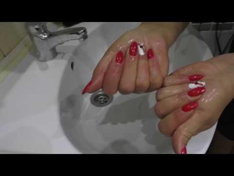 Как отмыть руки от картошки