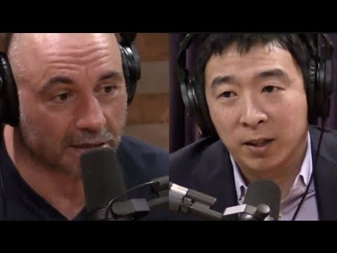 The Problem with 'Free' College | Joe Rogan & Andrew Yang