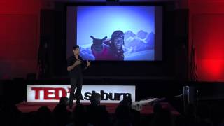 Finding life on Mt.Everest: Elia Saikaly at TEDxAshburn