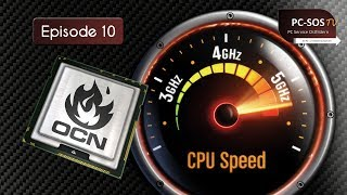 Prozessor übertakten/overclocking - PC SOS TV Episode 10 [HD]