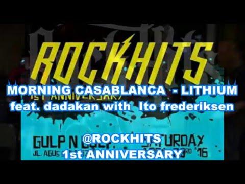 MORNING CASABLANCA feat.dadakan with ITO frederiksen - LITHIUM