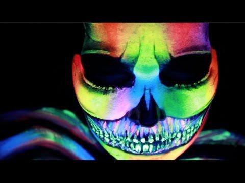 Make Blacklight Paint