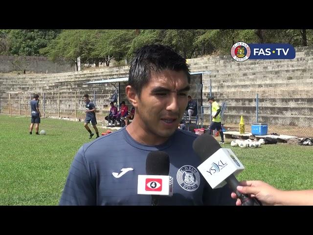 Declaraciones Julio Amaya   FAS vs Firpo   Jornada 4  - Fase 2   Clausura 2021