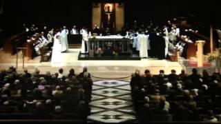 Escolania  de Montserrat (December 1, 2013) Mass at Montserrat (excerpts)