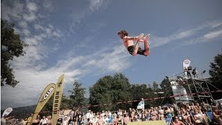 Slackline WorldCup @ Freakwave 2013 - Director's cut