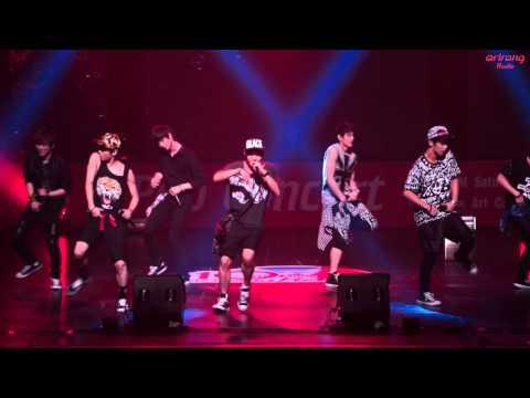 [Arirang Radio K-Pop Concert] - 비투비 (BtoB) - Wow (130622)