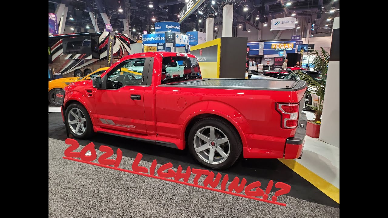 2021 Ford Lightning New Review