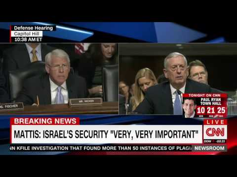 Wicker Questions Gen. Mattis to be Secretary of Defense l Roger Wicker For Senate