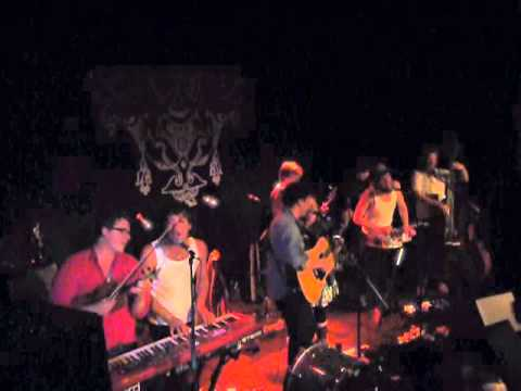 Mumford and Sons, Awake My Soul, Sheridan Opera House, Telluride June 18, 2011