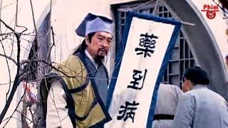 Công Tôn Sách thất nghiệp đi coi bói dạo | Bích Huyết Đan Tâm | Phim Khủng