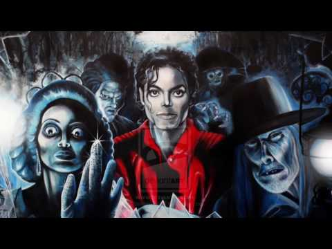 Michael Jackson | Thriller | This Is It Studio Version