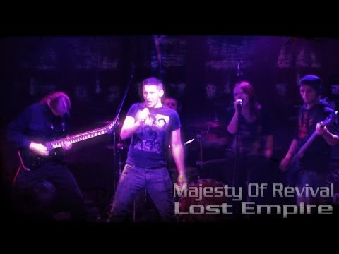 Majesty Of Revival (Progressive Power Metal) - Lost Empire (2013)