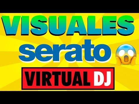 61/5000 Associate Visuals With   Serato Dj Pro And Virtual Dj 2019 Mixman