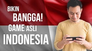 5 Game Android Terbaik Asal Indonesia yang Paling Seru