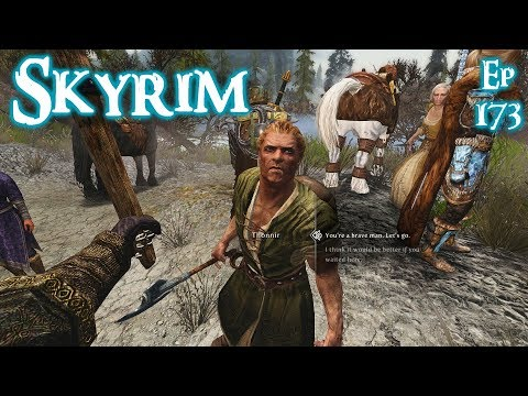 Skyrim Ultra Modded w/ Perkus Maximus and 400+ mods Ep 173 Back in Business! thumbnail