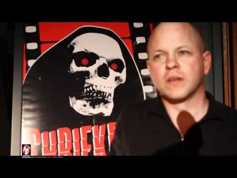 An Interview at Shriekfest 2011 with John Ceallach about Luna and other projects