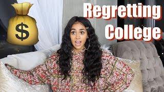 Regretting COLLEGE | What I Wish I Knew