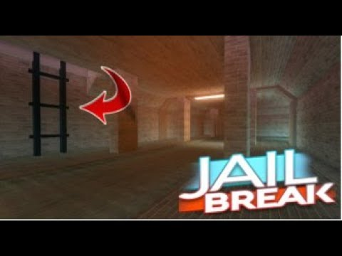 NEW SEWER SYSTEM ESCAPE ROUTE IN ROBLOX JAILBREAK!