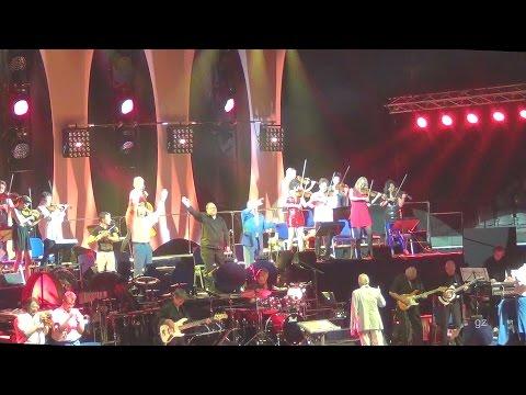 JAMES LAST - Greatest Hits Medley (Last Tour 2015 - Live Concert in Stuttgart - Porsche Arena)